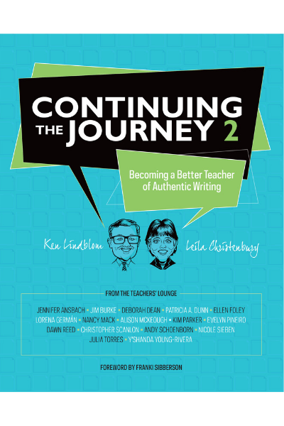 Continuing the Journey 2: Becoming a Better Teacher of